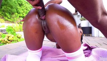 Russian redhead naughty schoolgirl gets fucked by her teacher
