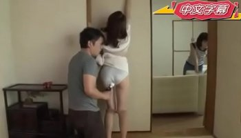 sexy maid taylor sands does wild dp fuck with b w cock