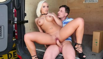 Black doctor fucks her big boobs patient and colleague