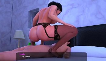 my wife with a big ass rides a friend in a hotel orgasm