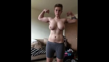 Orgy in the office of my busty sexy boss
