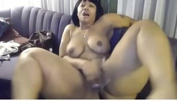 Stepdad catch her daughter masturbating and joins