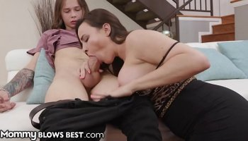 busty beauty takes directors big black cock deep in doggystyle