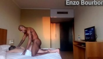 dude officer penetrates aryana amatistas wet pussy so deep and hard