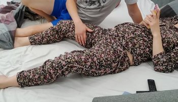 Hot latin huge tit milf Francesca Le gets assfucked and facialed