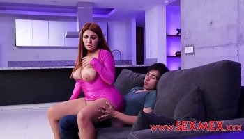 tattooed nurse with big tits luna skye is horny and wants to fuck her patient