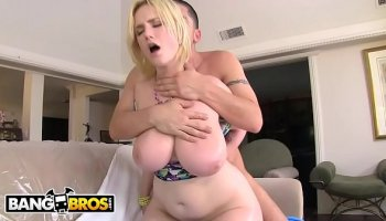 letsdoeit big tits pornstar picks up amateur from street
